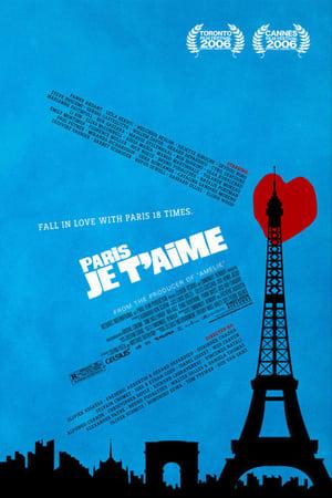 Párizs, szeretlek! poszter