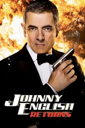 Johnny English újratöltve poszter