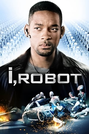 Én, a robot poszter