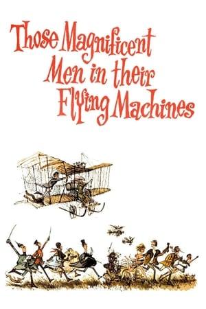 Azok a csodálatos férfiak, az ő repülő masináikkal