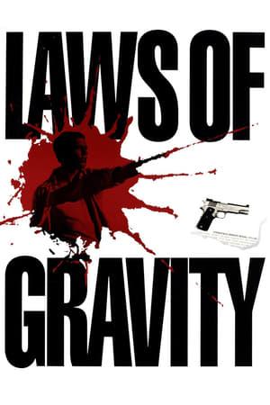 A gravitáció törvényei poszter
