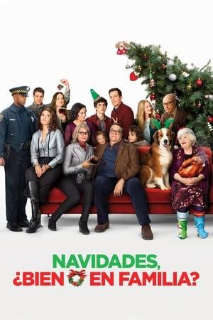 Káosz karácsonyra poszter