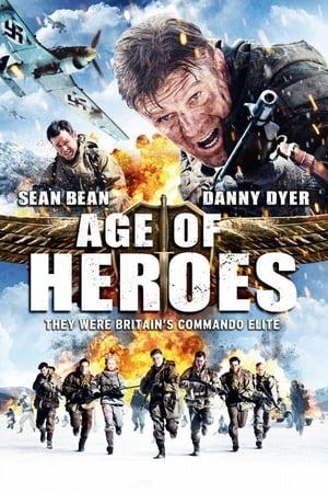 A hősök kora poszter