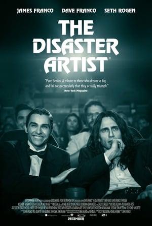 A katasztrófaművész poszter
