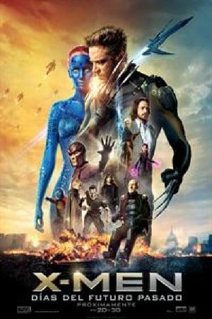 X-Men: Az eljövendő múlt napjai poszter