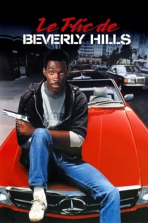 Beverly Hills-i zsaru poszter