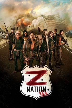 Z, mint zombi poszter