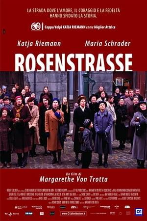 Rosenstraße poszter
