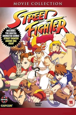 Street Fighter (Animated) filmek