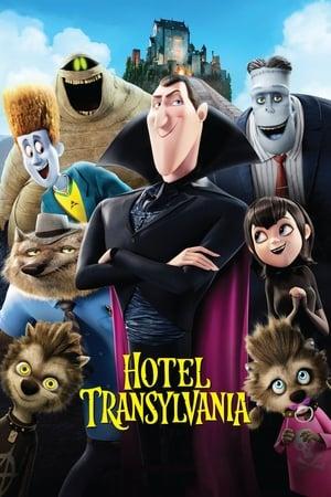 Hotel Transylvania - Ahol a szörnyek lazulnak poszter