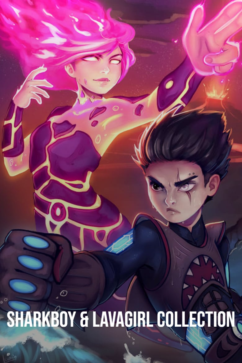 Sharkboy and Lavagirl Collection