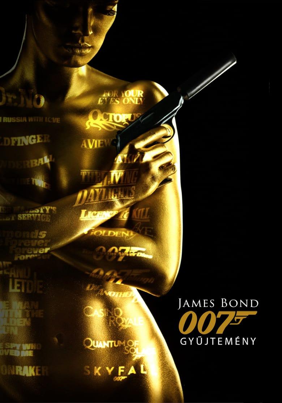 James Bond gyűjtemény