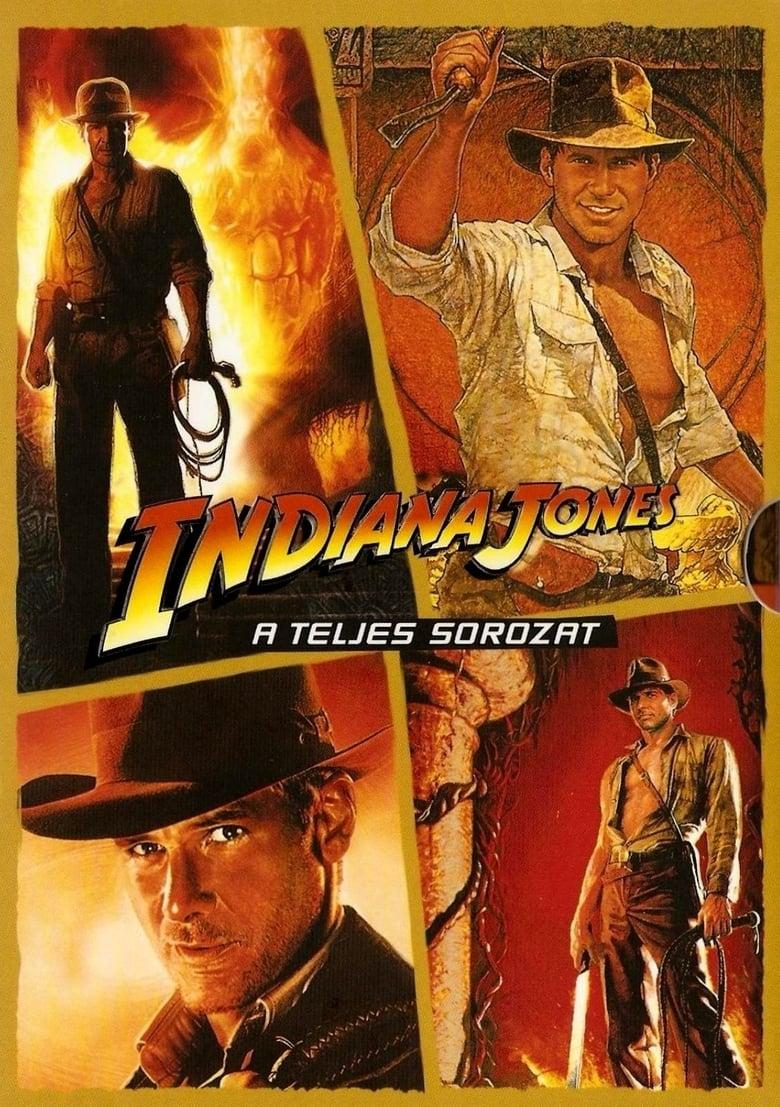 Indiana Jones gyűjtemény